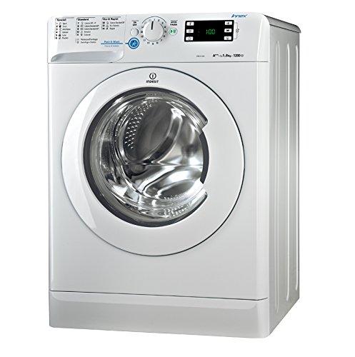 Indesit XWE 81283X WWGG IT Lavatrice, Bianco, 8 kg 1200 trs/min A+++