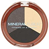 Mineral Fusion Natural Brands Eye Shadow Trio Sultry 0.10 Ounce