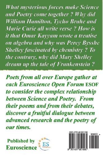 Science meets Poetry 3: Proceedings from ESOF2012 in Dublin