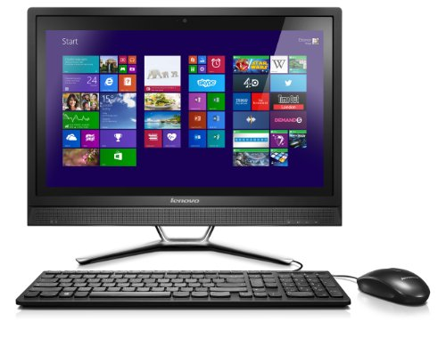 Lenovo IdeaCentre C365 19.5-Inch All-in-One Touchscreen Desktop