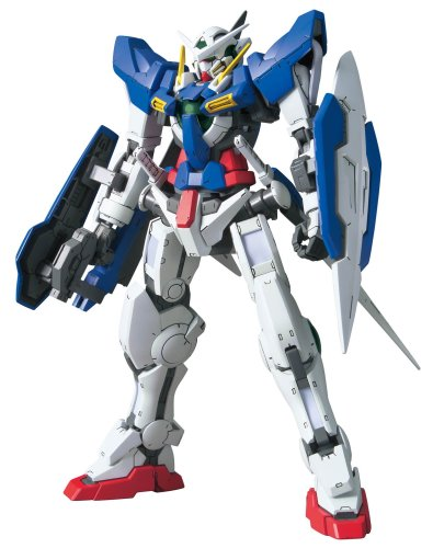 Bandai Hobby #1 Gundam EXIA 1/100, Bandai Double Zero Action Figure (G Gundam 1 100 compare prices)