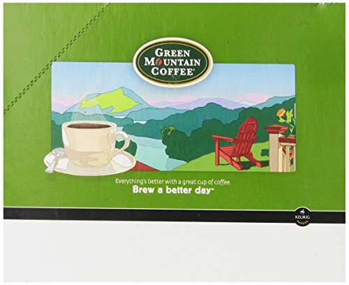 Green Mountain Coffee Decaf Dark Magic, K-Cup Portion Pack for Keurig Brewers 24-Count (Black Magic Coffee K Cup compare prices)