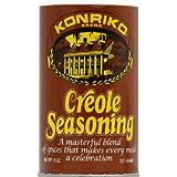Konriko, Creole Seasoning, 6oz Canister (Pack of 6)