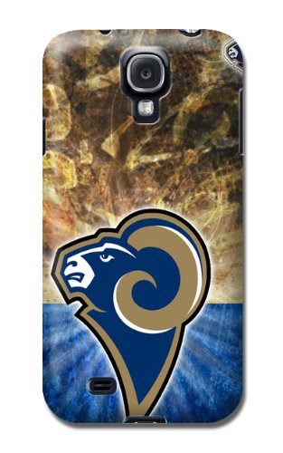 football NFL St. Louis Rams Series Case and Cover for samsung Galaxy s4 - Retail Packaging LiTian Case at Amazon.com