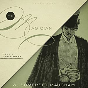 The Magician Audiobook