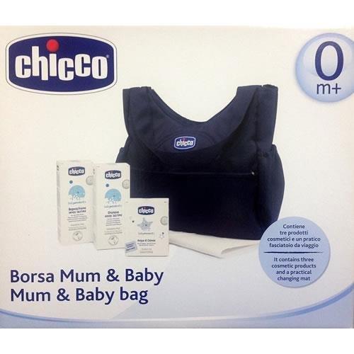 Chicco 6894 Mamma & Baby Borsa, Blu