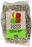 Good Food Pre-packed Organic Sunflower Seed (Pack of 10)