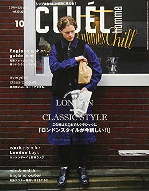 CLUEL homme(30) 2018年 10 月号 [雑誌]: CLUEL 増刊