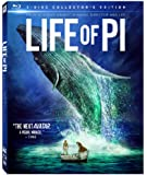 Life of Pi (Blu-ray 3D + Blu-ray + DVD + Digital Copy + UltraViolet)