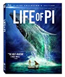 Image de Life of Pi (Blu-ray 3D + Blu-ray + DVD + Digital Copy + UltraViolet)