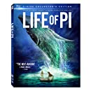 Life of Pi (Blu-ray 3D + Blu-ray + DVD + Digital Copy + UltraViolet)