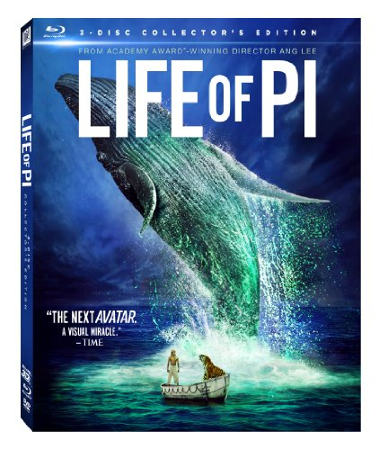 51e2OvnNfZL Life of Pi [Blu ray 3D]