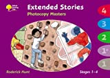 Oxford Reading Tree: Stages 1-4: Extended Stories: Photocopy Masters