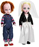 "Living Dead Dolls: Chucky & Tiffany Collector's Edition 10"" Doll 2-Pack"