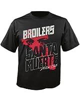 BROILERS - Santa Muerte - T-Shirt