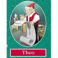 The Whitehurst Company The Elves Themselves Theo Figurine