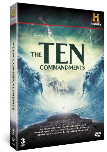 The 10 Commandments [DVD]