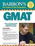img - for Barron's GMAT book / textbook / text book