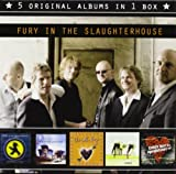 Fury In The Slaughterhouse 5 Original Albums In 1 Box (5cd Box)