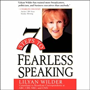 7 Steps to Fearless Speaking Audiobook
