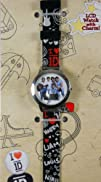 One Direction Analog Watch with Charms