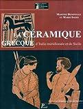 echange, troc Denoyelle Iozz - La Céramique Grecque d'Italie Meridionale et de Sicile. Productions Coloniales et Apparentees