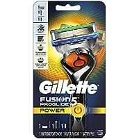 Gillette Fusion5 ProGlide Power Men's Razor with 1 Razor Blade Refill and 1 Battery