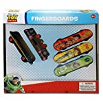 DDI Toy Story 4Pk Fingerboard With Tools- Case of 6