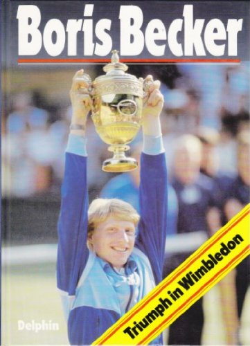 Boris Becker. Triumph in Wimbledon