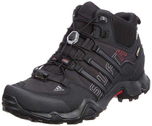 adidas - Terrex Swift R Mid GTX, Scarpe da trekking da uomo, nero (schwarz), 42