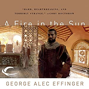 A Fire in the Sun Audiobook