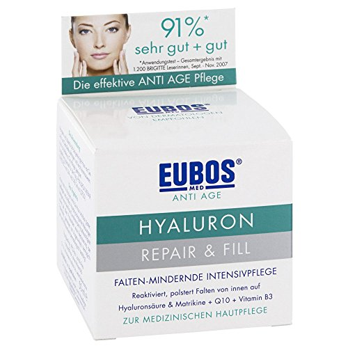Eubos Hyaluron Rep&fill Cr
