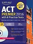 Kaplan ACT Premier 2016 with 8 Practi...