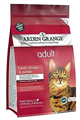Arden Grange Adult Chicken Dry Cat Food