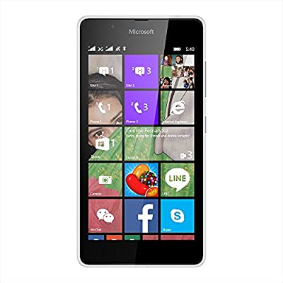 Microsoft Lumia 540 (White, 8 GB)
