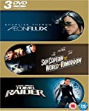 Aeon Flux / Sky Captain and the World of Tomorrow / Lara Croft: Tomb Raider [DVD]