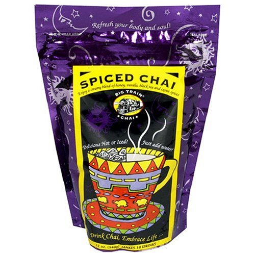 Spiced Chai (12 Oz. Resealable Bag) New