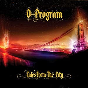 Tscd001  D-Program  Tales From The City