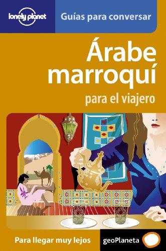 ARABE MARROQUI PARA EL VIAJERO