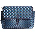 Tory Burch Scout Nylon Printed Messenger Bag