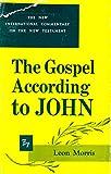 Gospel According to John (New International Commentary on the New Testament)