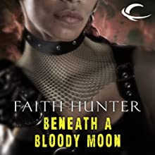 Beneath a Bloody Moon: A Jane Yellowrock Story Audiobook by Faith Hunter Narrated by Khristine Hvam