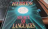 img - for Hebrew Source of Languages book / textbook / text book