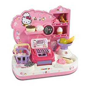 cash register hello kitty