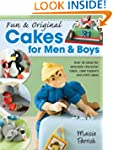 Fun & Original Cakes for Men & Boys:...