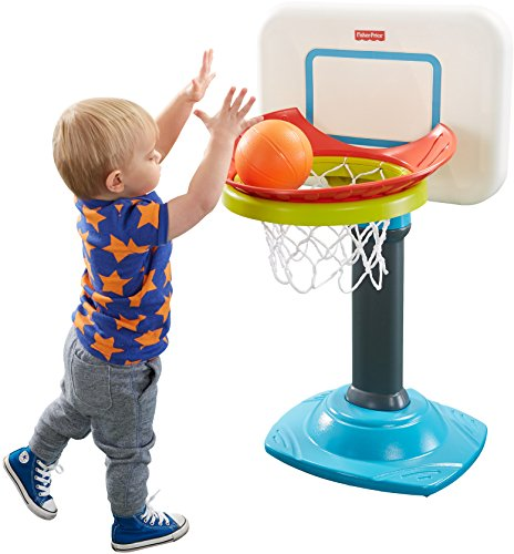 Fisher-Price Grow to Pro Junior Basketball