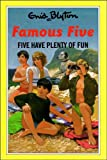 Enid Blyton Five Have Plenty of Fun (The Famous Five Series III)