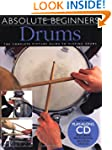 Drums: Absolute Beginners-Music book...