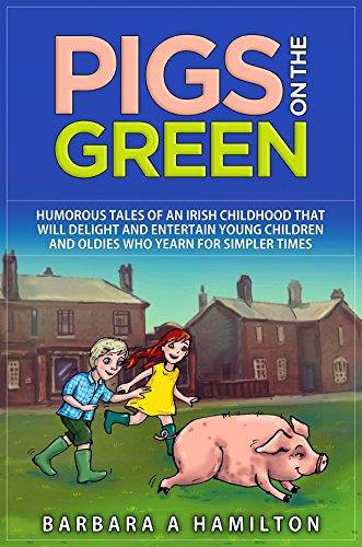 Pigs On The Green by Barbara Hamilton ebook deal