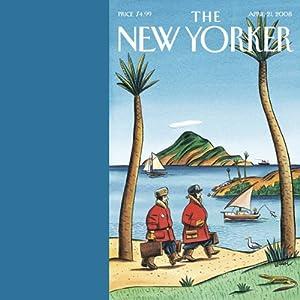 The New Yorker, April 21, 2008 | [Jared Diamond, Lynne Cox, Nancy Franklin]